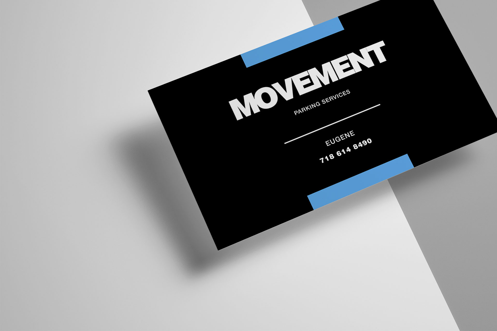 Movement Parking Services – Kromolith